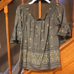 Maurices pheasant top